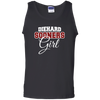 Diehard Sooners Girl Gildan 100% Cotton Tank Top