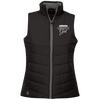 Diehard Michigan Girl Ladies' Holloway Ladies' Quilted Vest