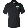 SEA Mens Gildan Jersey Polo Shirt