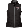 Diehard Bulldogs Girl Ladies' Holloway Ladies' Quilted Vest