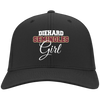 Diehard Seminoles Girl Ladies' Port Authority Flex Fit Twill Baseball Cap
