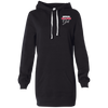 Diehard Bulldogs Girl Ladies' Hooded Pullover Dress