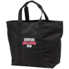 Diehard Bulldogs Fan Mens' Port & Co. All Purpose Tote Bag
