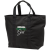 Diehard Seattle Girl Ladies' Port & Co. All Purpose Tote Bag