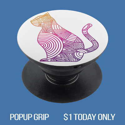 Cat 01-1 PopUp Grip