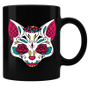 Sugar Cats 01 Coffee Mug - Black
