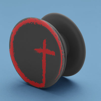 Passion For The Cross Pop-Grip