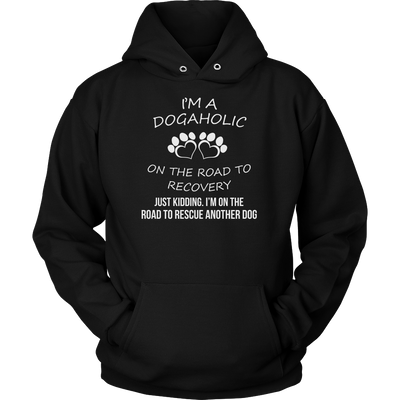Limited Edition - Dogaholic Rescue Shirt