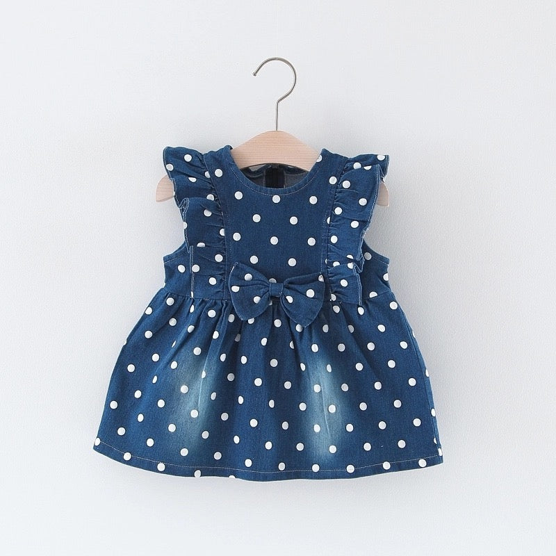 Harper Denim Dress