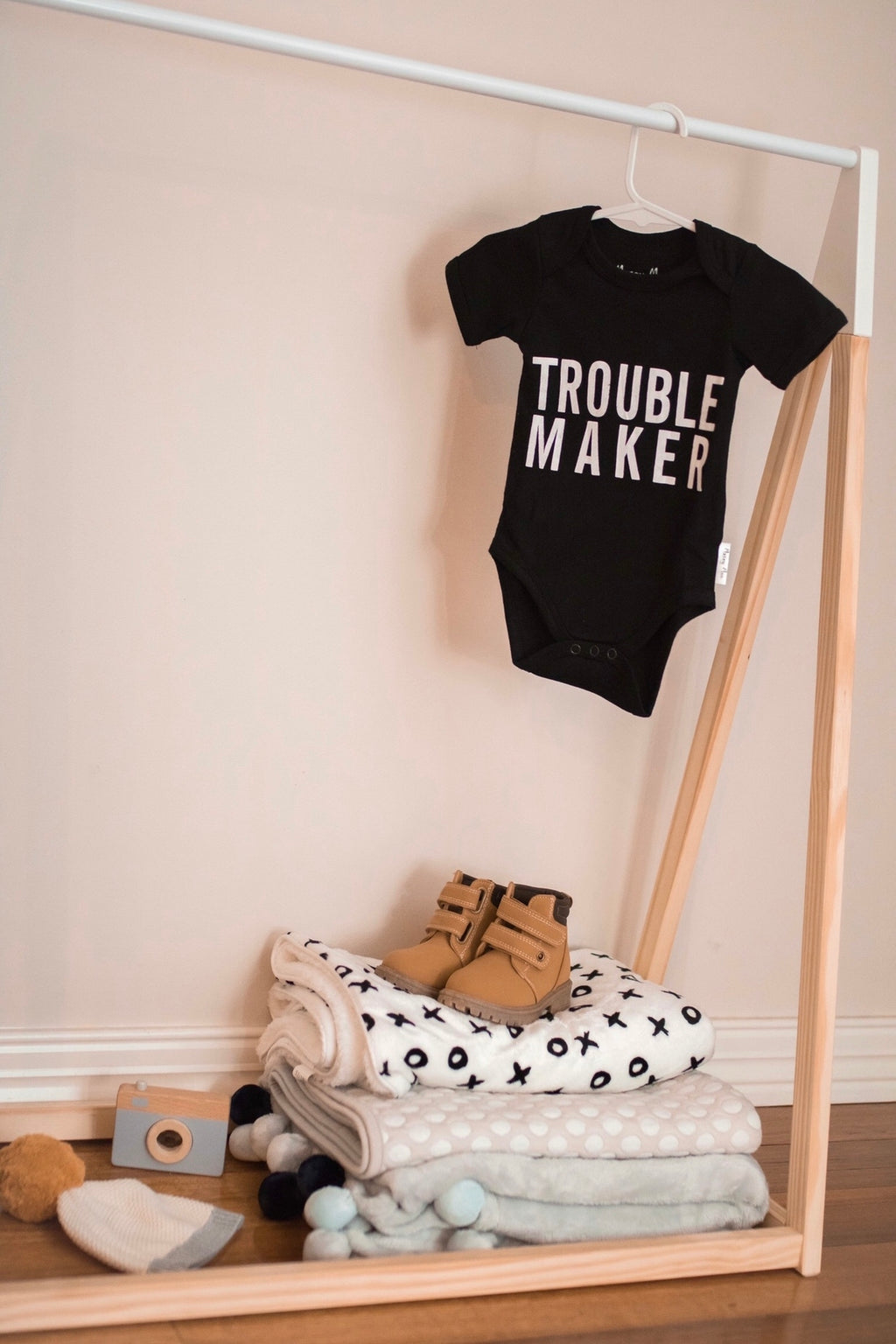 Trouble Maker Romper