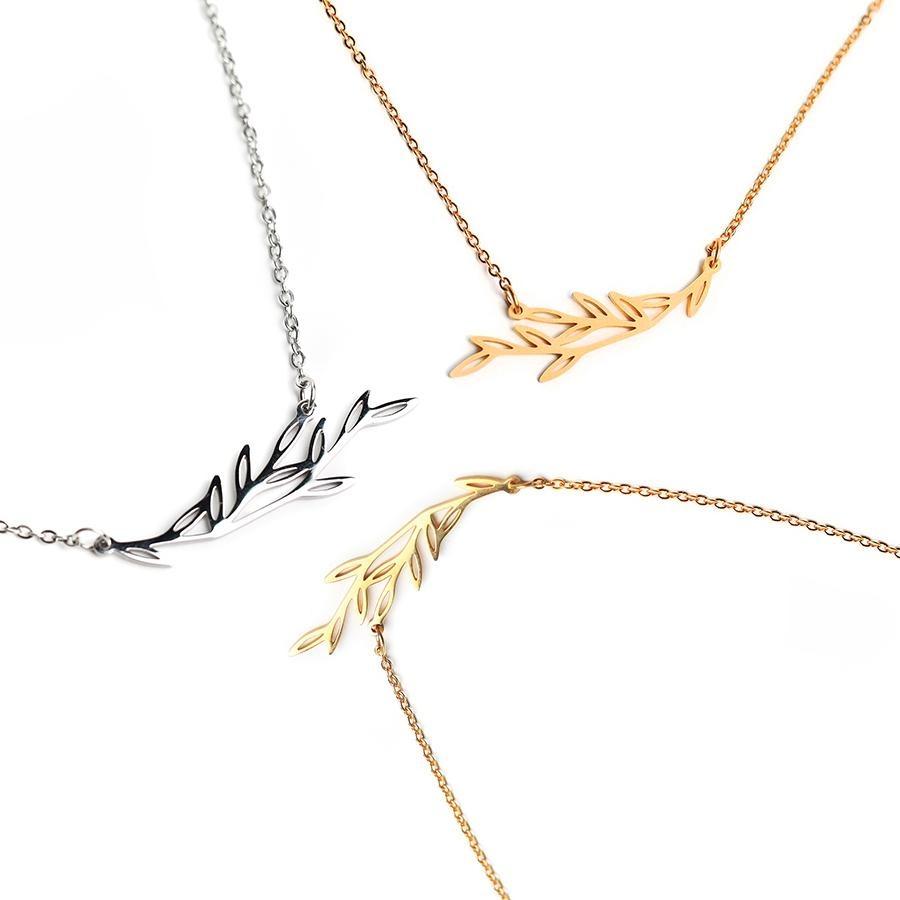 Maple Necklace Accessories | Fashion Jewellery Online by GUNG