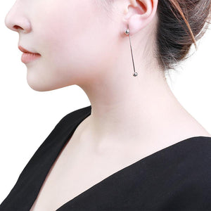 Yara Silver Earrings