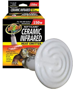 Ceramic Heat Emitter Zoomed 150 Watt
