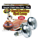Zoomed Basking Spot Lamp