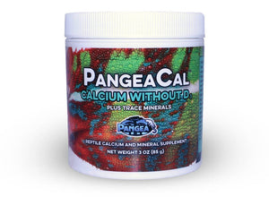Calcium Without D3 Pangea 3oz