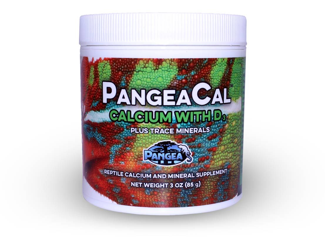 Calcium With D3 Pangea 3oz