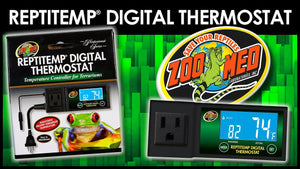 ReptiTemp Digital Thermostat R600