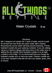 Water Crystals for Crickets