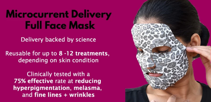 What is Microcurrent Technology? Working and Treatment With Micro Patch Mask