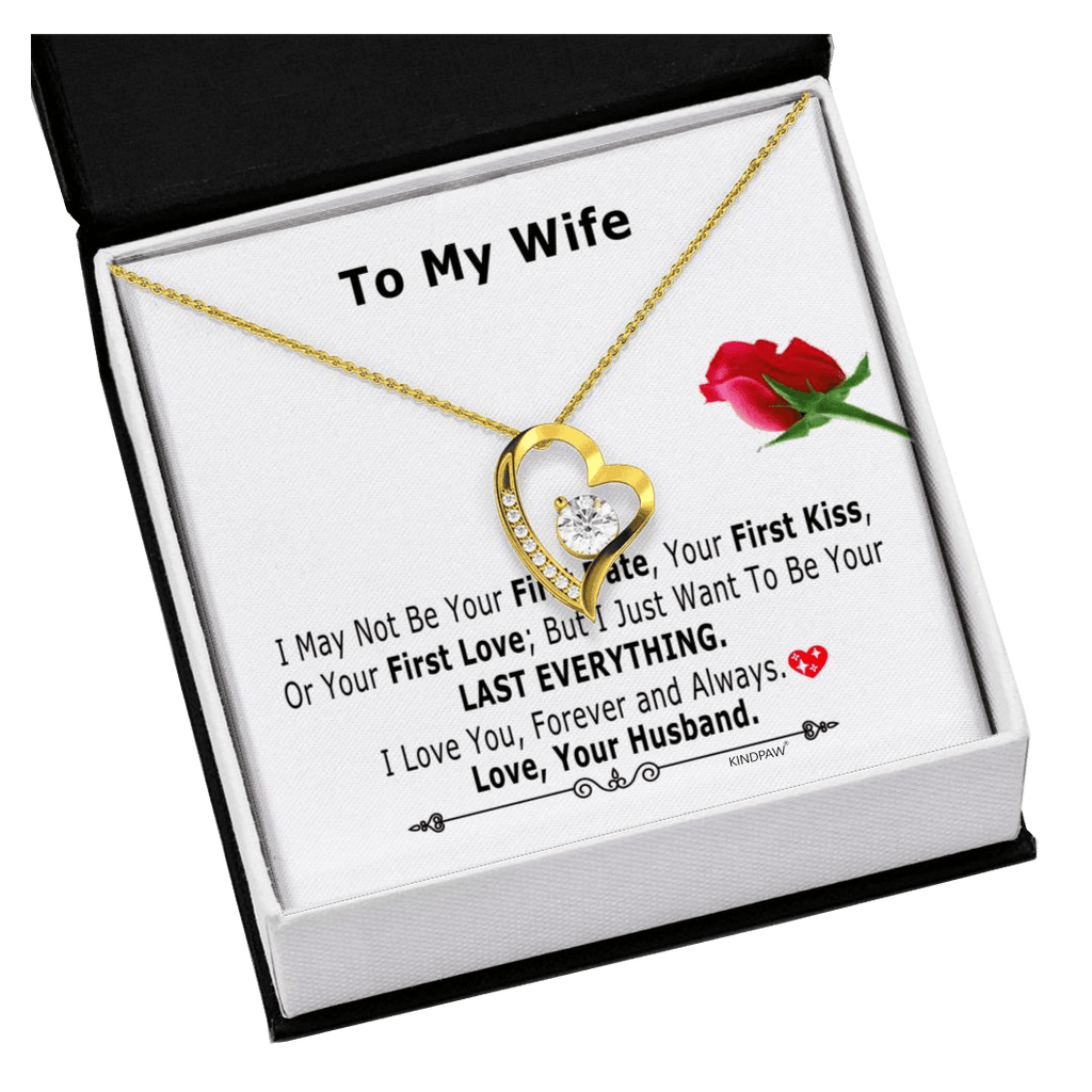 Valentine day gift for wife