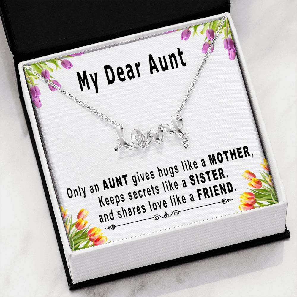 aunt niece gifts