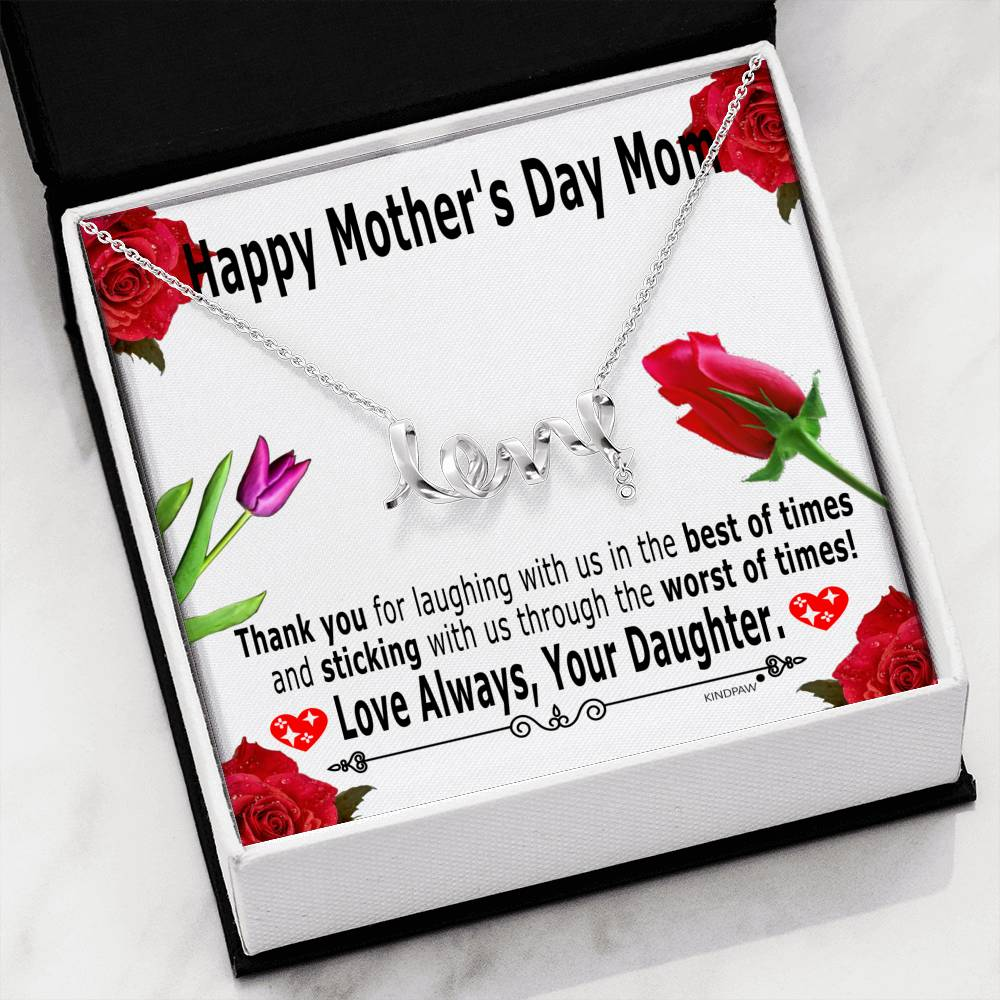 Unique mothers day gifts from daughter