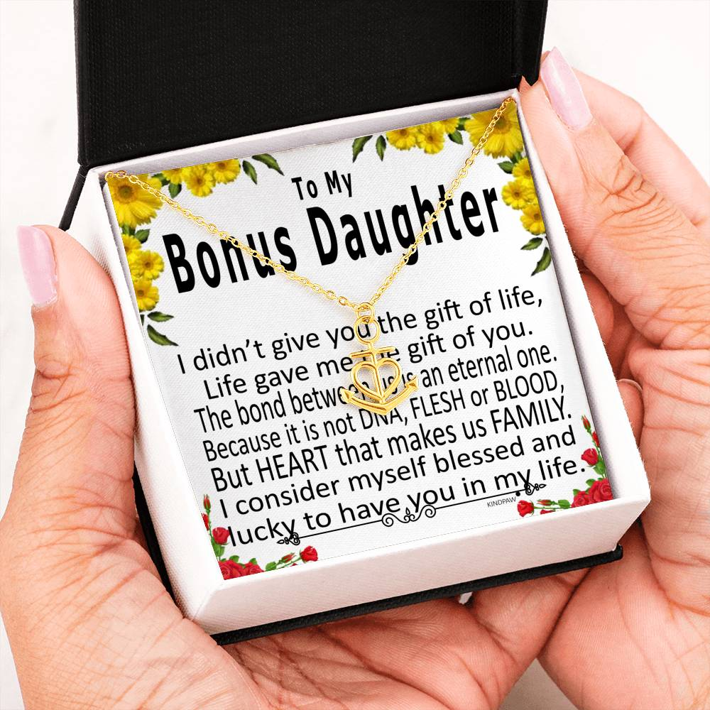 Unbiological Daughter Gift