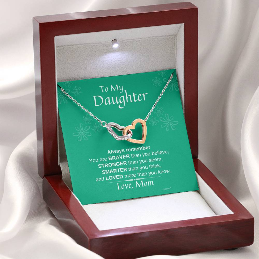 Necklace for Daughter from Mom