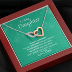 Necklace for Daughter from Dad