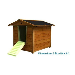 Dog Grooming Kennel