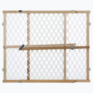 Easy Adjust - Diamond Mesh Pet Gate
