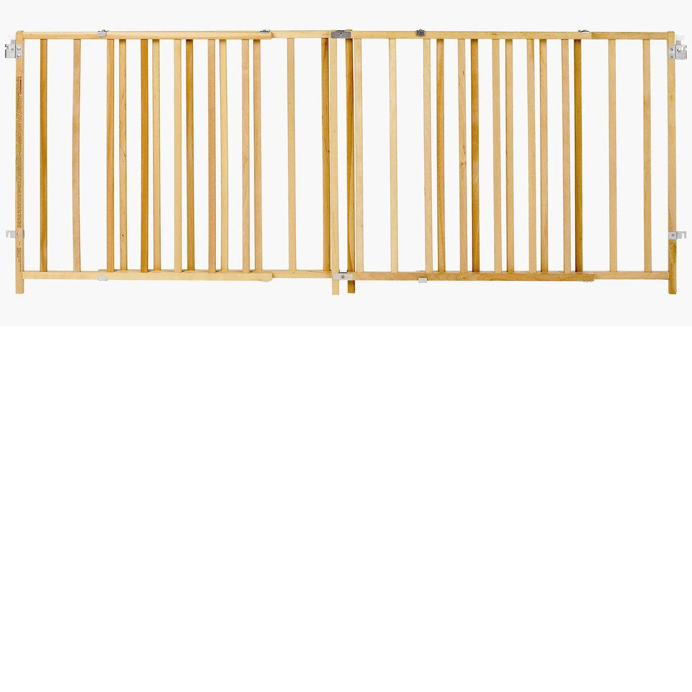 Extra-Wide Swing Pet Gate