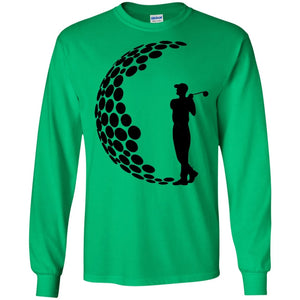 Gift for golf lovers Ultra Cotton Long Selves T-Shirt