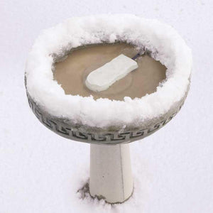 Ice Eliminator Bird Bath De-Icer