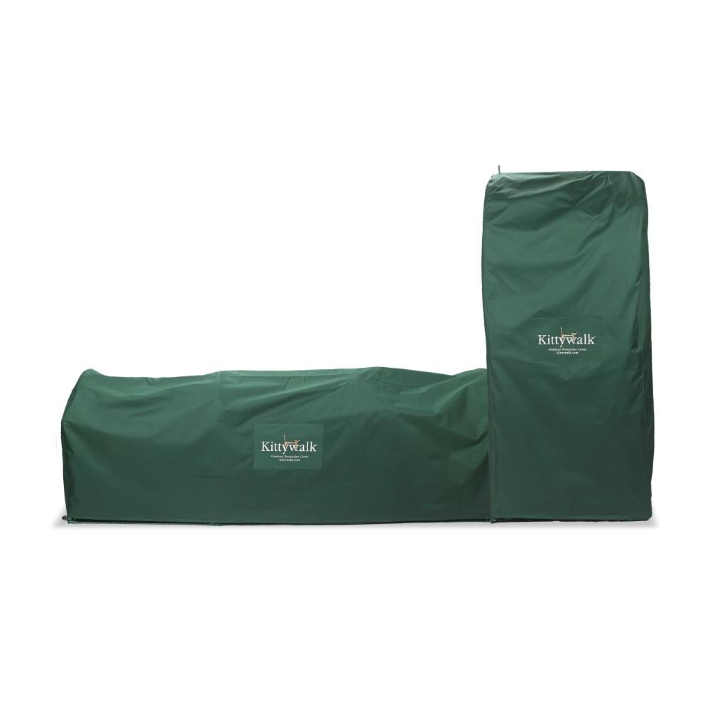 Outdoor Protective Cover for Kittywalk Town and Country Collection