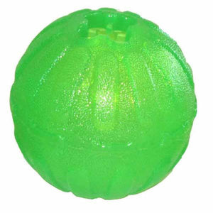 Starmark Everlasting Fun Ball Large Green 4.5″ x 4.5″ x 6.5″
