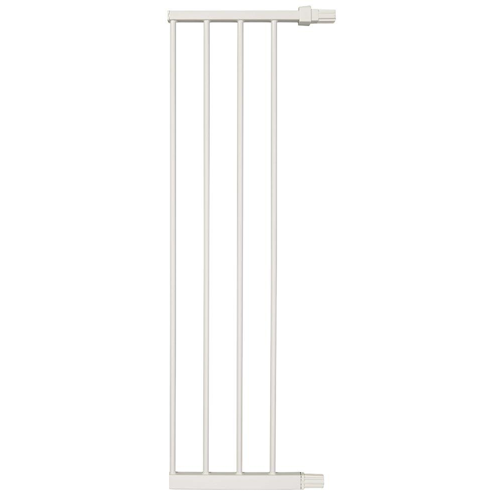 Steel Pressure Mount Pet Gate Extension 11""