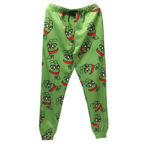 Pepe The Frog Joggers