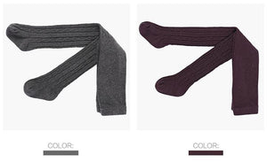 Footed Tights- solid colors