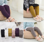 Solid colors - Ribbed Leggings