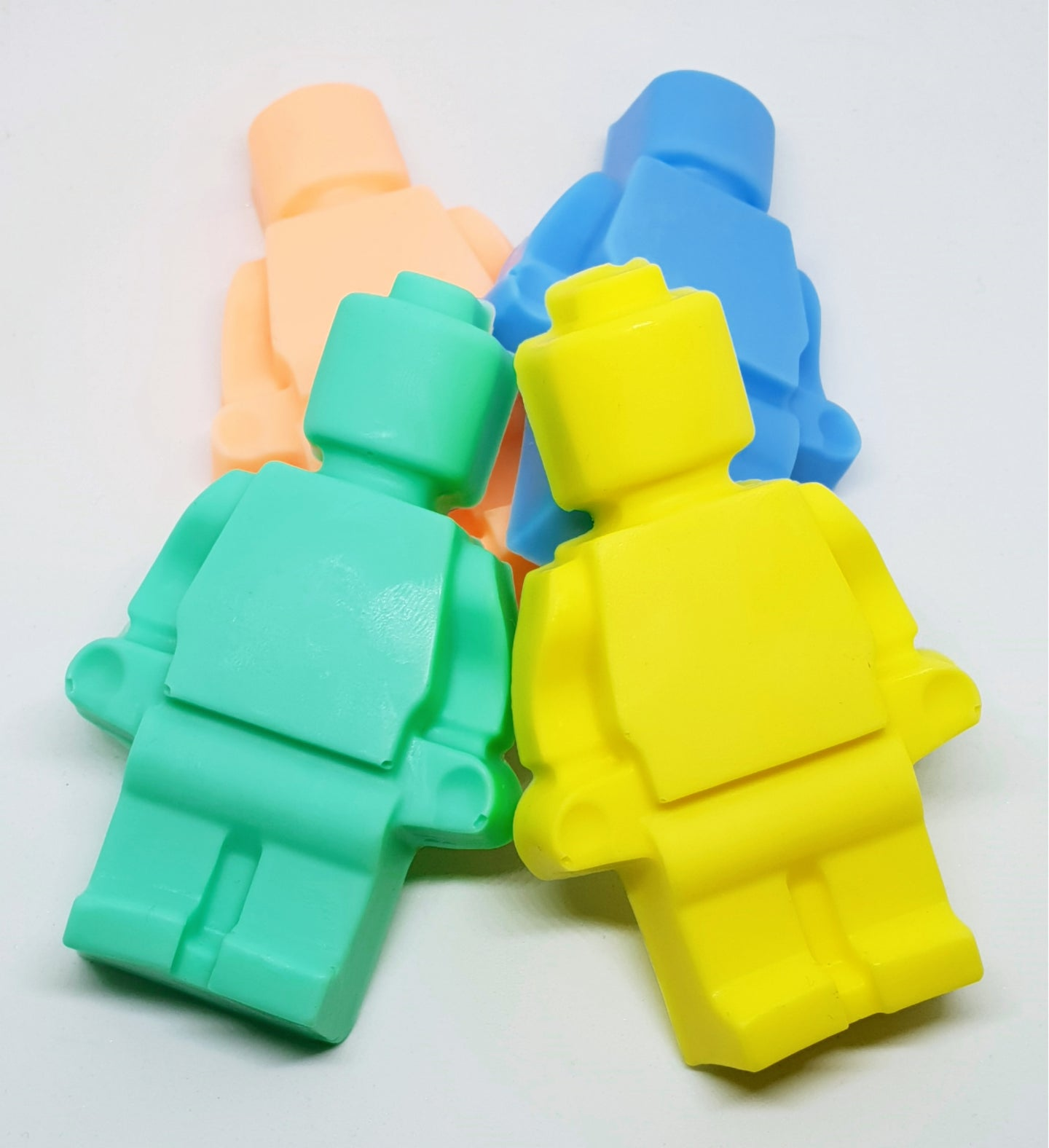 Brick Man Kids Soap Bars - Splash-&-Sass