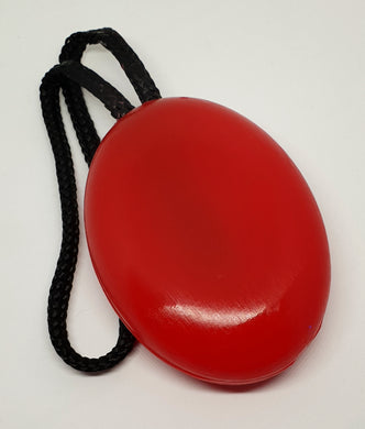 Large Oval Soap on a Rope - Watermelon - Splash-&-Sass