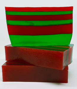 Strawberry & Kiwi Soap Bars