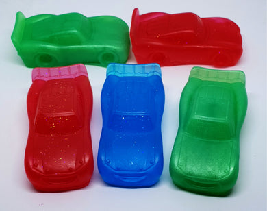 Kids Car Soap Bars