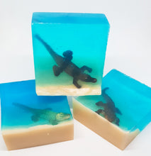 Crocodile Toy Soap1 - Splash-&-Sass
