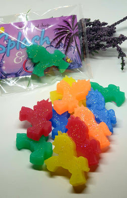 Pony Unicorn Party/Favour Soaps - Splash-&-Sass