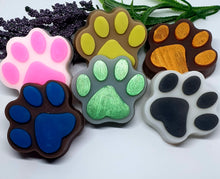 Paw Print Pack of 6 - Splash-&-Sass