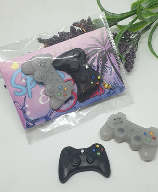 Controller Xbox and Playstation Mini Twin Pack Party/Favour Soaps - Splash-&-Sass