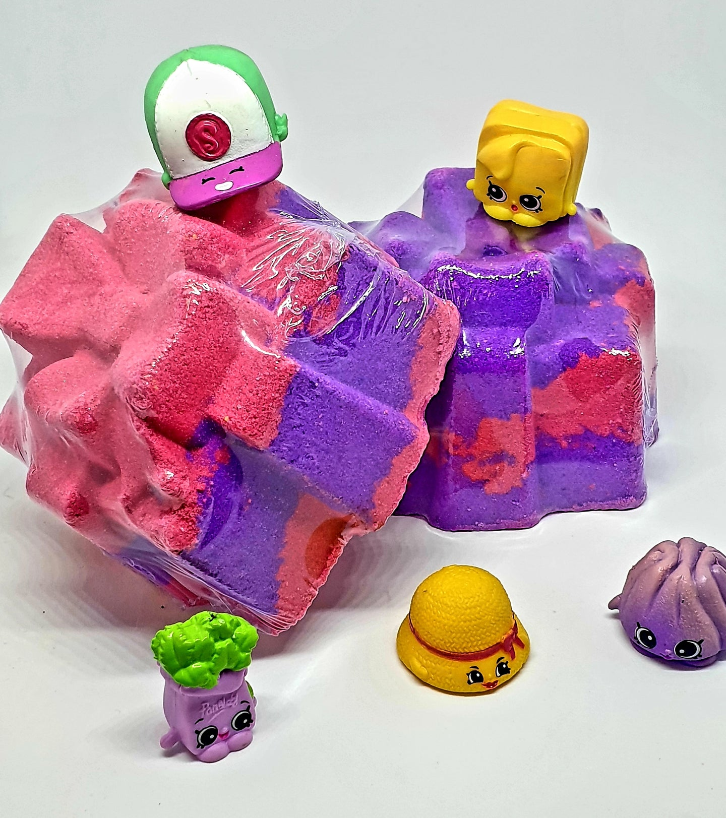 Shopkins Suprise Toy Bath Bombs
