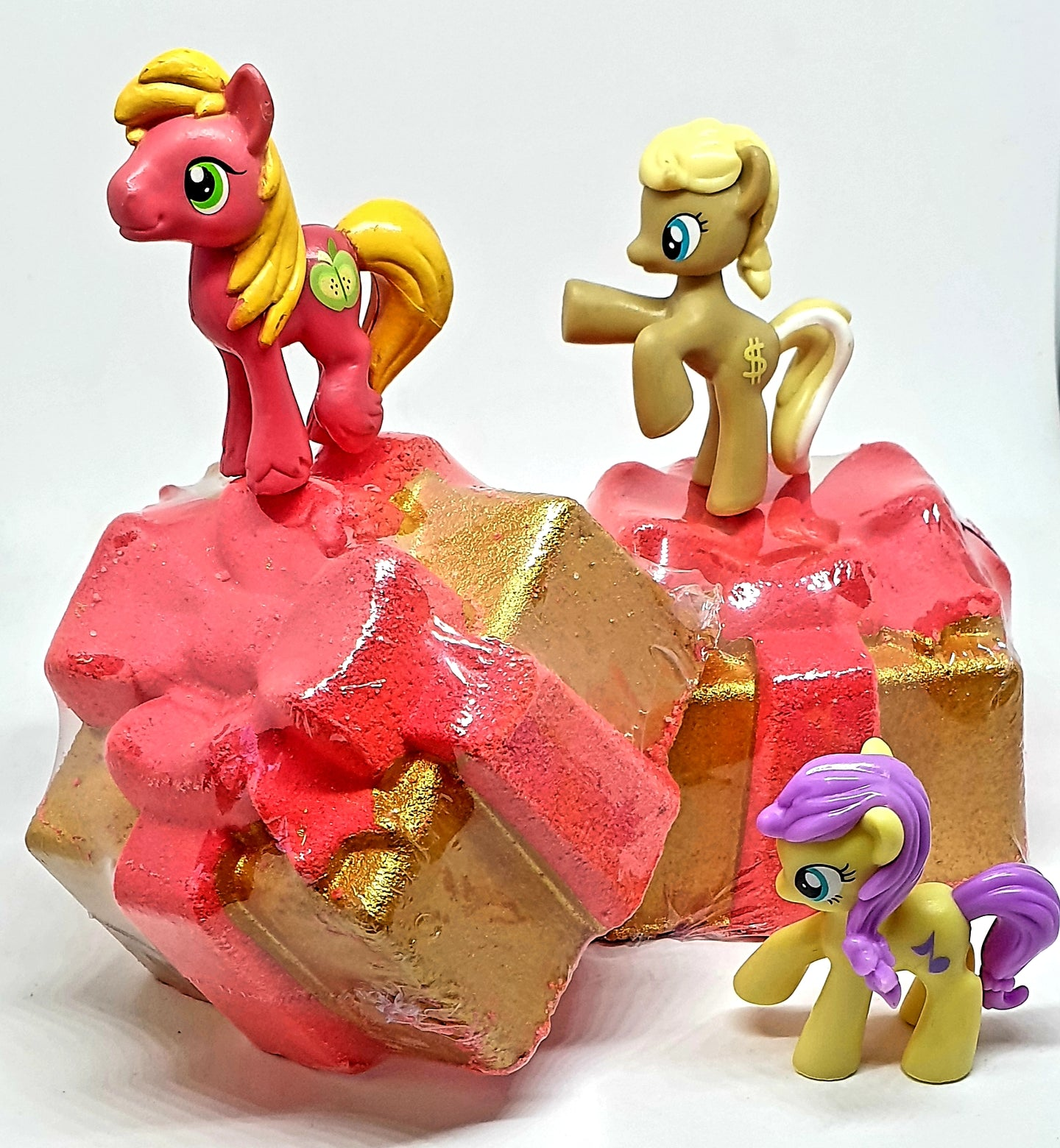 Pony Suprise Toy Bath Bombs - Splash-&-Sass